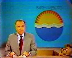 Walter Cronkite reporting on the original Earth Week and Earth Day 1970 (Wish he were here now!)