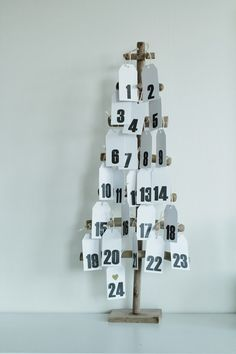 on the third day of Christmas my true love gave to me.............., pinned by Ton van der Veer