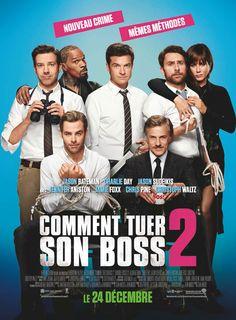 Comment tuer son boss 2 est un film de Sean Anders avec Jason Bateman, Charlie Day. Synopsis : Lassés de devoir se plier aux consignes de leurs supérieurs, Nick, Dale et Kurt décident de monter leur entreprise pour ne plus avoir de patr