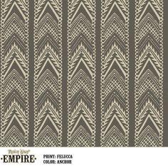 Parson Gray Empire Felucca - Anchor