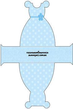(Large Party Printable Set) http://fazendoaminhafesta.com.br/2012/07/azul-poa-kit-completo-com-molduras-para-convites-rotulos-para-guloseimas-lembrancinhas-e-imagens.html