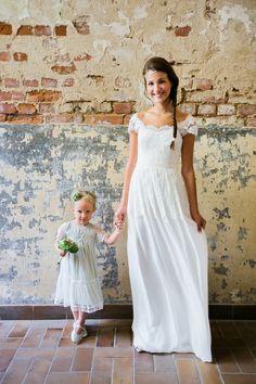 5 wichtige Tipps für eure Brautkleidsuche und Brautmode 2016 von Jolie Brautmode   Hochzeitsblog - The Little Wedding Corner Brautkleid, Weddingdress: kisui Berlin Frida