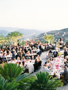 If I were to have an outdoor ceremony it would look like this