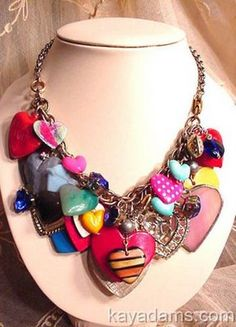 kay adams jewelry | Necklace a Day by Kay: February 2009