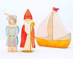Roetpiet / roetveegpiet / Schoorsteenpiet en Sinterklaas