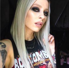 The Beautiful Morgan Joyce Youtubers Pinterest Morgan Joyce Makeup And Hair Makeup