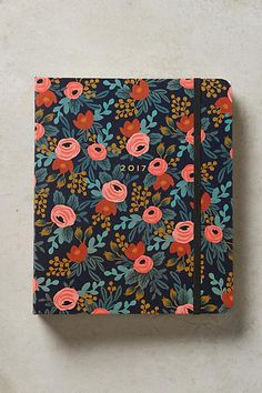 Rifle Paper Co. Finest Hour Planner