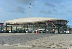 Velódromo junho (Foto: André Durão)