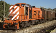 Train with the first 1500 is about to leave Tunes Diesel Locomotive, Bahn, Trains, Transportation, Europe