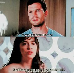 Likes, 11 Comments - ˗ˏˋ Fifty Shades Fifty Shades Quotes, Shade Quotes, 50 Shades Freed, Fifty Shades Series, Shades Of Grey Movie, Fifty Shades Movie, Fifty Shades Darker, Jamie Dornan, Dakota Johnson Movies
