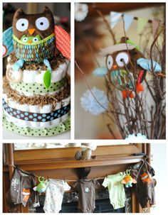woodland baby shower - love love love this theme i think thats my next theme!