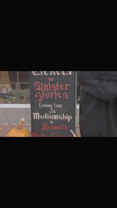 Sinister Stories of Salem, described by Today's Top Builder TV show as a Salem Witch Tour.