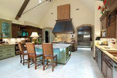 East Texas Elegance - traditional - Kitchen - Other Metro - Scott Hamilton Custom Builder
