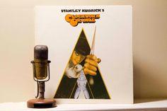 Stanley Kubrick's A Clockwork Orange Original Motion Picture Soundtrack Vinyl