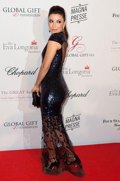 Polished Eva Longoria