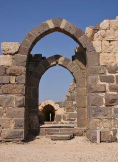 ✡ Belvoir Crusader Fortress, Israel ✡