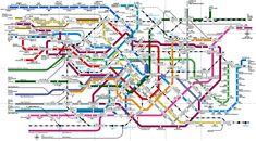 A Tour of Japanese Pop Culture, Part 8: Traveling on Tokyo's Trains | Keeping It In Canon ...mostly