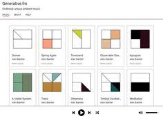 Generative乾淨無廣告的白噪音網站 Usa Website, Research Paper, Bar Chart, Bar Graphs