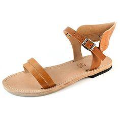 Hermes Winged Sandals Unisex Nat