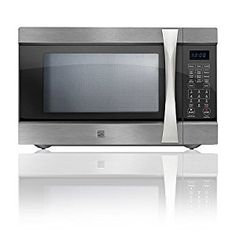 Amazon.com: Kenmore Elite 1.5 cu. ft. Countertop Microwave w/ Convection Stainless Steel 74153: Countertop Microwave Ovens: Kitchen & Dining