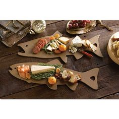 Just found this Wood Fish Cutting Board - Epicurean Cutting Board -- Orvis on Orvis.com!