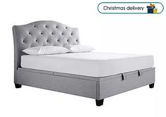 We have a huge selection of beds, in a choice of styles and sizes from famous brands. Choose from ottomans, divans or statement bed frames. Upholstered Bed Frame, Headboard And Footboard, King Size Divan Bed, Wooden King Size Bed, Velvet Bed Frame, Divan Sets, Hideaway Bed, Furniture Village, Design Your Bedroom