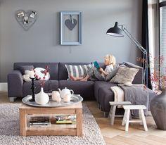 ... woonkamer photo woonkamer uit de brochure van basiclabel nl gaaf hair