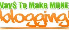 How To Make Money With A Blog \u2022 MintFull #website #writing #marketing #internet