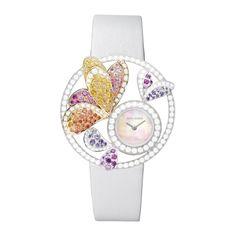Boucheron Ajourée Bouquet d'Ailes watch