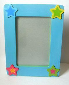 Star frame. $8.00, via Etsy.