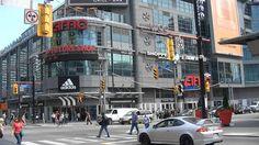 Downtown Toronto Ontario Canada 2011