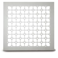 PERFORATED GRILLE: 227 Petals