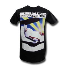 Rolling Stones - The Rolling Stones バンドTシャツ ローリング・ストーンズ US Tour Plane - バンドTシャツ 通販【Tee-Merch!】バンドTシャツ、ロックTシャツの通販ショップ