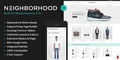 Neighborhood V3.4.20 Responsive Multi Purpose Shop Theme Latest