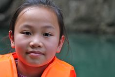 Young girl boating on the Shuichun River, Guizhou Many Faces, Boating, Photo Galleries, China, River, Gallery, Photography, Image, Photograph