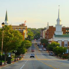 There it is! home town of the band perry!!! #greeneville,tn