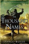 Darlene's Digest: Review--The Thousand Names (The Shadow Campaigns, ...