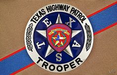 Texas DPS State Trooper