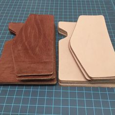 Batch #2 for the day on the wrap wallets.  Thanks for the support and we will do our best to keep up with your orders.