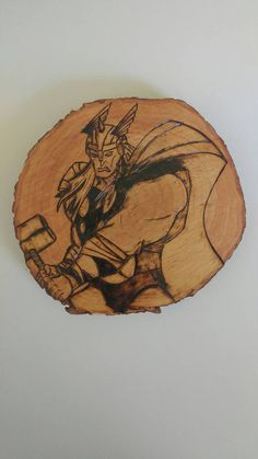 Check out this item in my Etsy shop https://www.etsy.com/ca/listing/463500248/thor-wood-burning