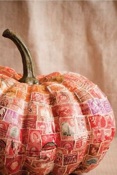 10-vintage-post-stamp-pumpkin