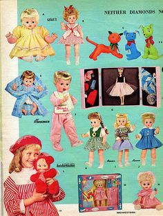 1962 Doll ad.