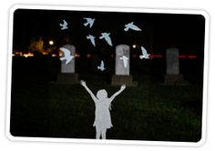 DIY: Make Crazy Detailed Light Paintings with Photo Light Stencils | Photojojo - Man these guys are cool!