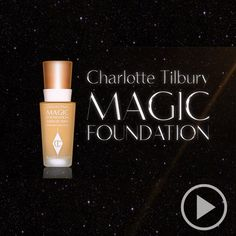 Carlotte Tilbury Magic Foundation - For sure, need to try this. Youtube says so.