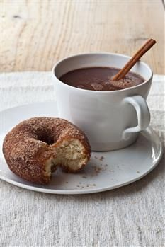 Barefoot Contessa - Recipes - Cinnamon Baked Doughnuts