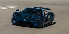 Here's How the New Ford GT Stacks Up Against Its Competition