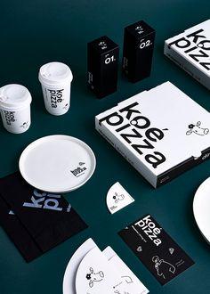 koé pizza – artless Inc. | news & archives Branding Agency, Road Trip, Pizza