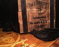 Items similar to Jack Daniels Sign Upcycled From Reclaimed Wood on Etsy Jack Daniels Decor, Wine Bottle Tiki Torch, Whiskey Sour, Tiki Torches, Different Types Of Wood, Wall Plaques, Wood Pallets, Upcycle, Sign