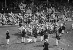 Olympics games in Stockholm 1912, the marathon