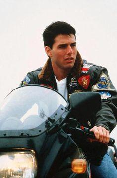 Tom Cruise «Top Gun»